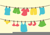 Free Clipart Washing Clothes Image