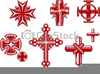 Crosses Drawings Image