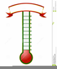 Free Editable Thermometer Clipart Image