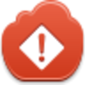 Exclamation Icon Image