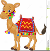 Cartoon Camel Clipart Free Image