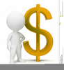 Small Dollar Sign Clipart Image