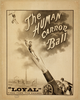 The Human Canon Ball Image