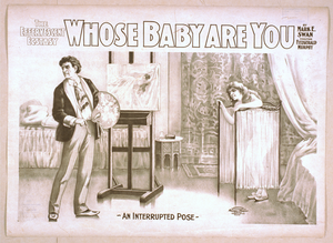 The Effervescent Ecstasy, Whose Baby Are You? By Mark E. Swan. Image