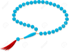 Free Clipart Rosary Beads Image