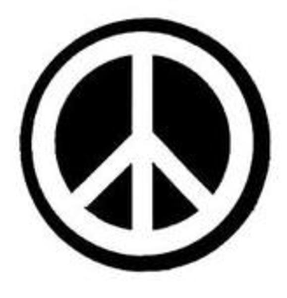 Peace Symbol Free Images At Clker Vector Clip Art Online
