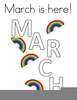 March Is Here Image