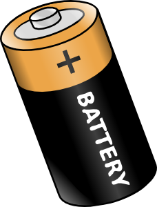 Battery 2 Clip Art