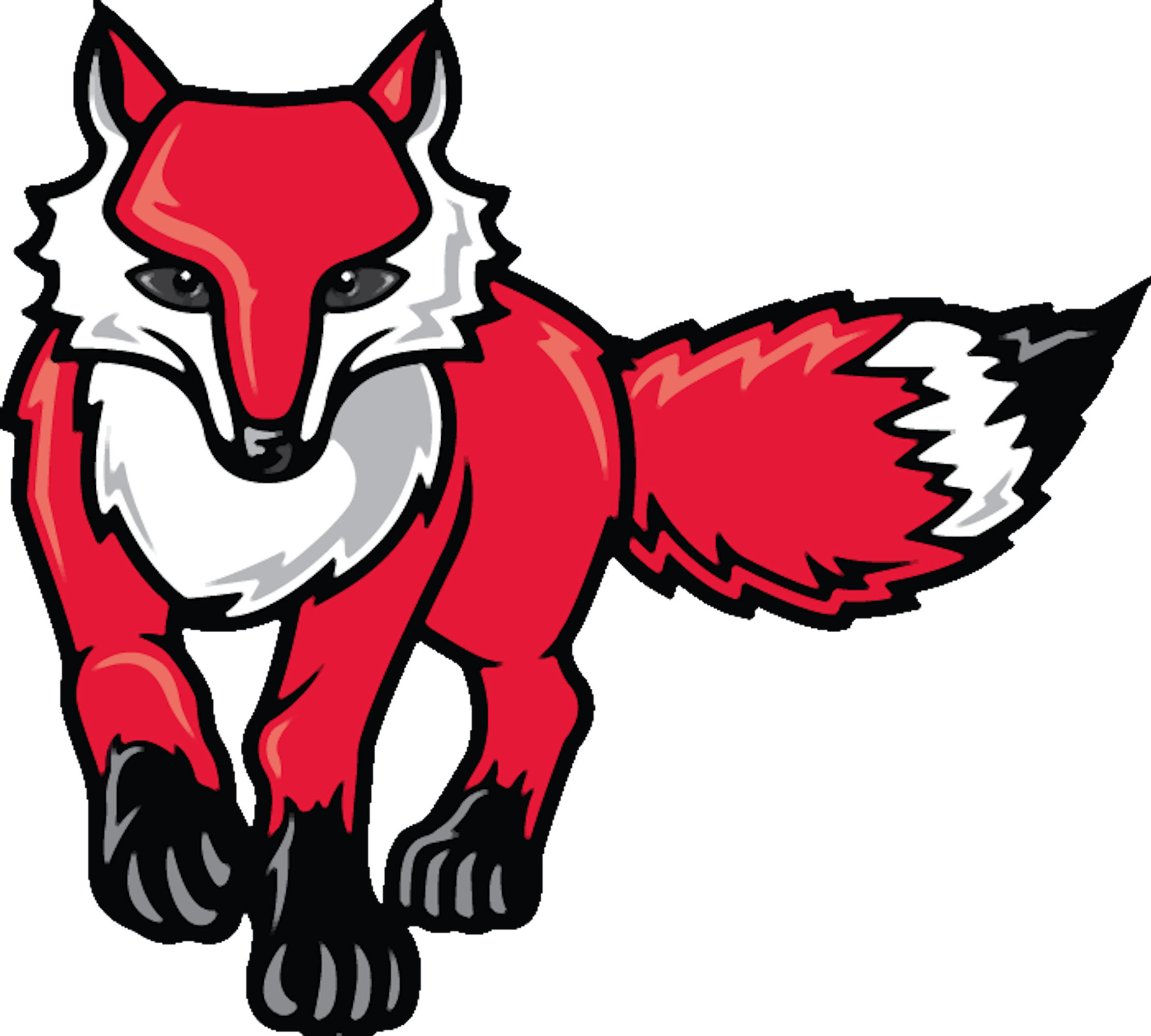 red fox free images at clker com vector clip art online royalty rh clker com