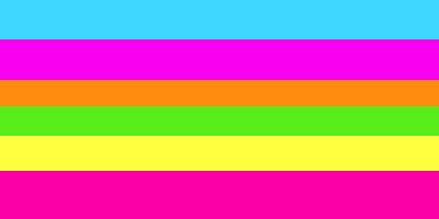 neon stripes colorful design free images at clkercom