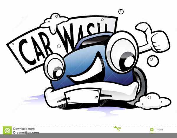 Funny Car Wash Clipart Free Images At Clker Com Vector Clip Art