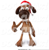 Handicapped Dog Clipart Free Image