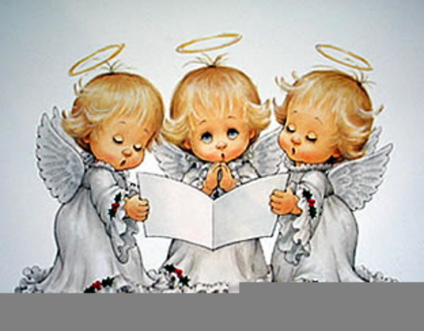 free clipart angels singing free images at clker com vector clip