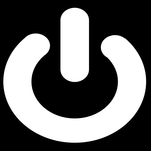 power switch clipart - photo #28