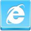 Free Blue Button Icons Internet Explorer Image