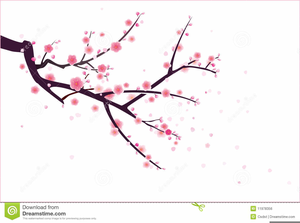 Free Chinese Flower Clipart Image