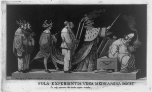 Sola Experientia Vera Medicamina Docet. Tis Only Experience That Teaches Proper Remedies Image