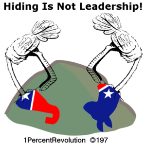 197 Leaders Hiding  Image