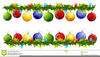 Clipart Christmas Decorations Image