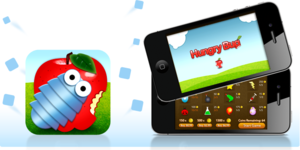 Hungry Bug Game Image