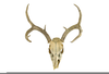Antlers Clipart Image