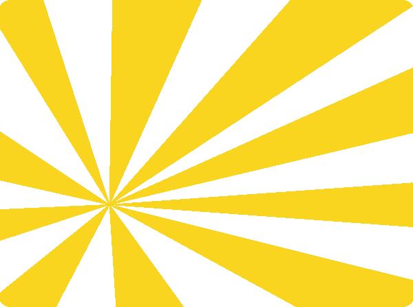 yellow rays vector - photo #14
