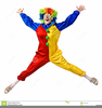 Clipart Business People Jumping Image
