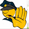 Police Animation Clipart Image