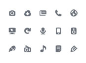 Pika 006 Communication Icons Xs Image
