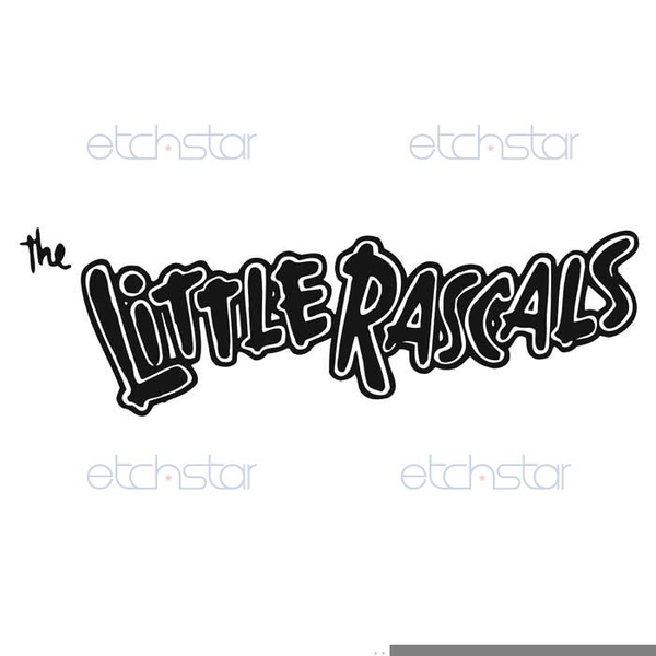 Little Rascals Clipart Free Images At Clker Com Vector