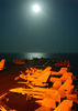 Uss Kennedy - Night Flight Deck Image