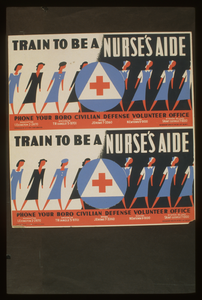 Train To Be A Nurse S Aide Phone Your Boro Civilian Defense Volunteer Office. Image