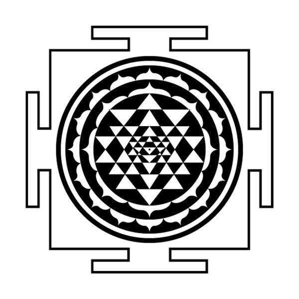 Sri Yantra Ex | Free Images at Clker com - vector clip art online