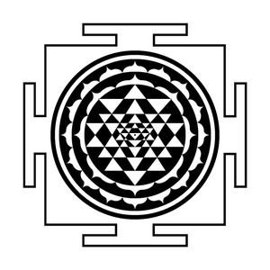 Sri Yantra Ex | Free Images at Clker com - vector clip art
