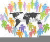 Population Clipart Image