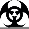 Biological Hazard Clipart Image