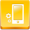 Free Yellow Button Phone Settings Image