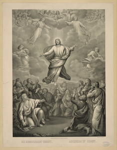 Ascension Of Christ - Die Himmelfahrt Christi Image