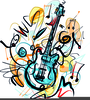 Free Clipart Of Musical Instruments Image