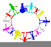 Free Clipart Children With Disabilities Image