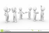 Free Animated Clipart Of People Talking Image