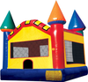 Free Bounce House Clipart Image