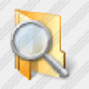 Icon Folder Search 7 Image