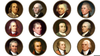 Founding Fathers Clipart Free Image