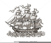 Free Clipart Of Tall Ships Image