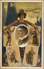 Rob T B. Mantell Assisted By Miss Marie Booth Russell And A Company Of Players In Classic And Romantic Productions Image