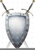 Sword And Sheild Clipart Image