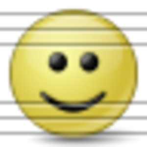 Emoticon Smile 14 Image