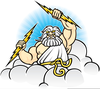 Ancient Greece Comic Clipart Image