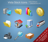 Vista Stock Icons Image